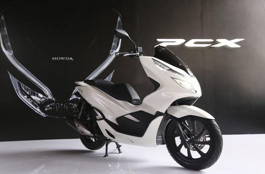 All New Honda PCX 150 Dibanderol dengan Harga 27-32 Juta