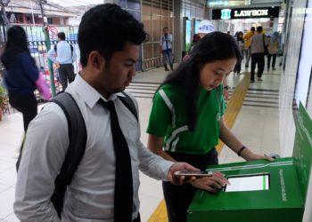 Grab Hadirkan Layanan Terpadu di 49 Stasiun Kereta Api se-Jabodetabek