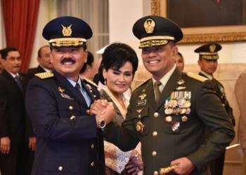 Gantikan Gatot Nurmantyo, Jokowi Ajukan Hadi Tjahjanto Sebagai Calon Panglima TNI