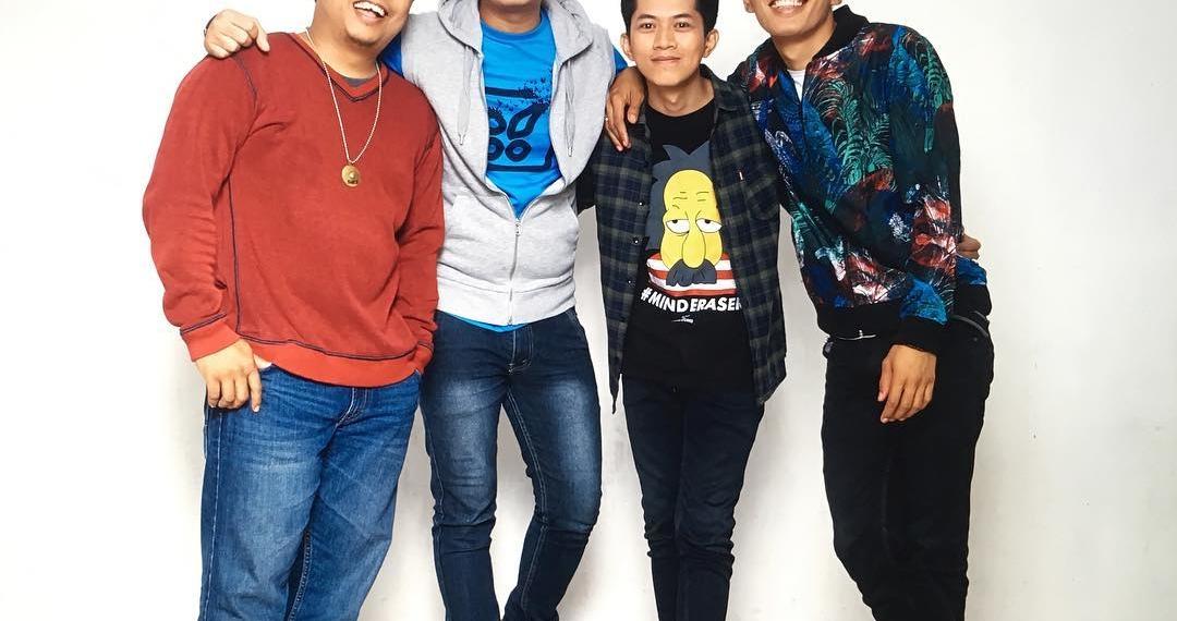 Merpati Band Rilis New Single 'Sekilas Bayangmu Hadir'