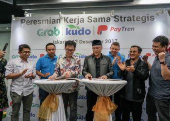 Grab Jalin Kerjasama dengan PayTren