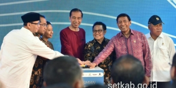 Gubernur Banten Ikut Resmikan Kereta Bandara Soekarno-Hatta