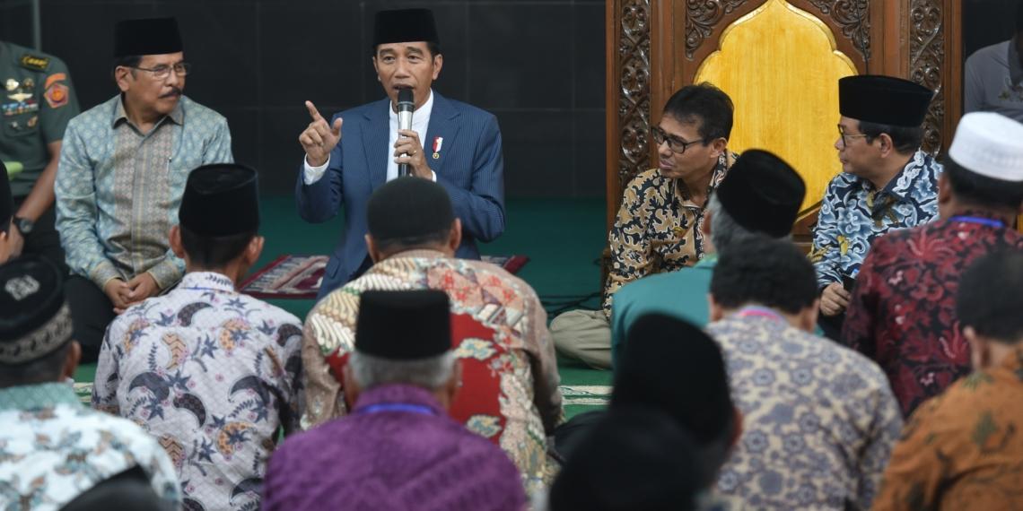 Lahan Konsesi Dikuasai Oleh Orang Kaya, Presiden Jokowi: Saya Tidak Pernah Membagi 1 Meter Pun