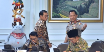 Sebut 75% Operasi Intelijen, Kapolri Akui Minta TNI Dilibatkan Dalam Operasi Perangi Terorisme