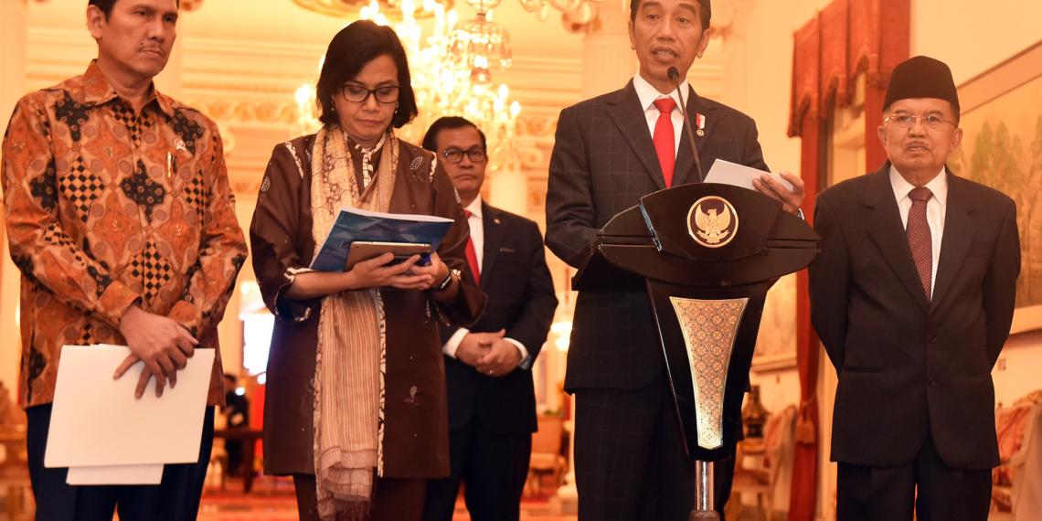 Pensiunan Juga Terima, Presiden Jokowi: PP Gaji ke-13 Sudah Saya Tanda Tangani