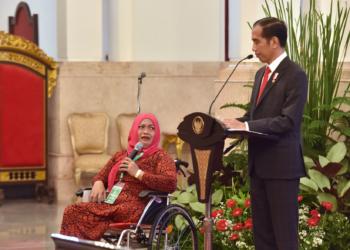 Presiden Jokowi: Ada Penerima JKN KIS Yang Dibayar Pemerintah Rp624 Juta, Ada Juga Rp435 Juta
