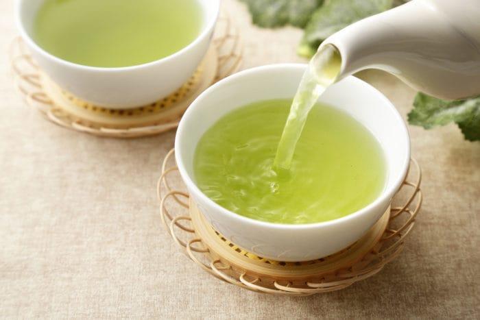 manfaat minum teh hijau