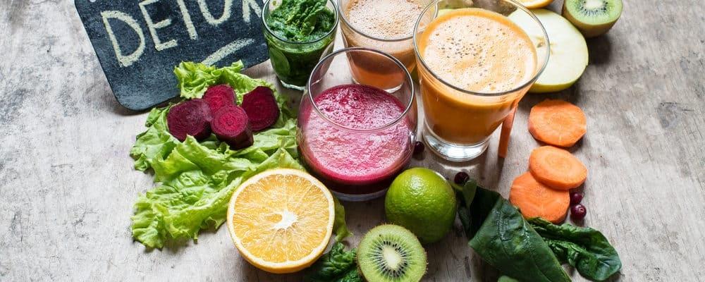 7 Jenis Makanan untuk Mendukung Proses Detoks Secara Alami