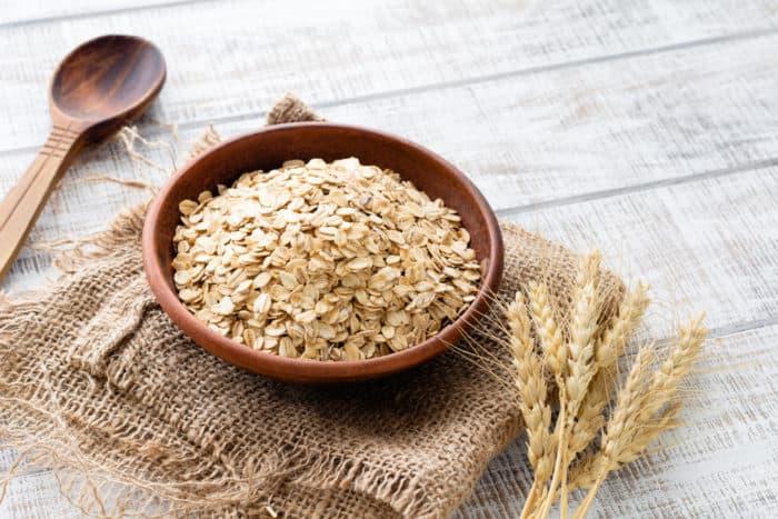 makanan sumber gandum utuh untuk sarapan