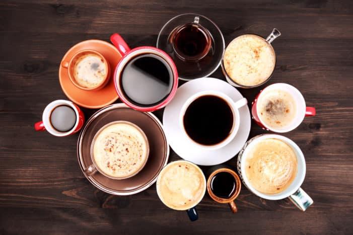 penambah rasa kopi hitam