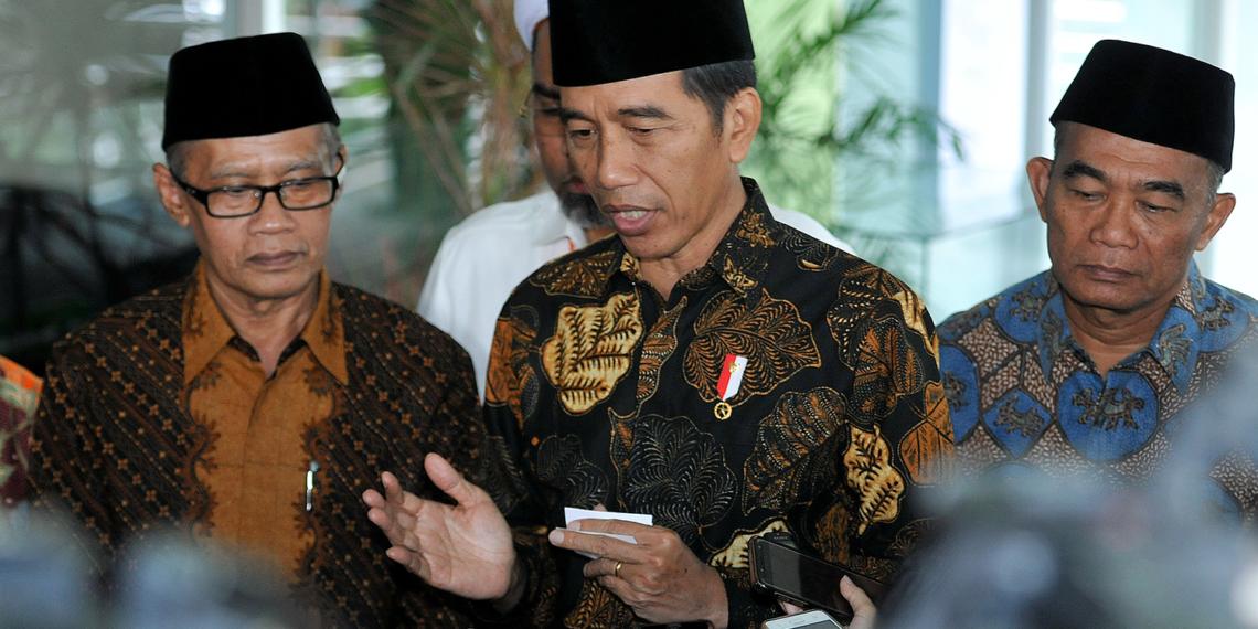 Soal Gaji Dewan Pengarah BPIP, Presiden Jokowi: Itu Perhitungan Kementerian Keuangan