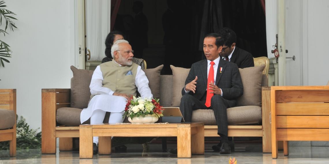 Di tengah Ketidakpastian Dunia, Presiden Jokowi Sebut Kunjungan PM Narendra Modi Tepat Waktunya