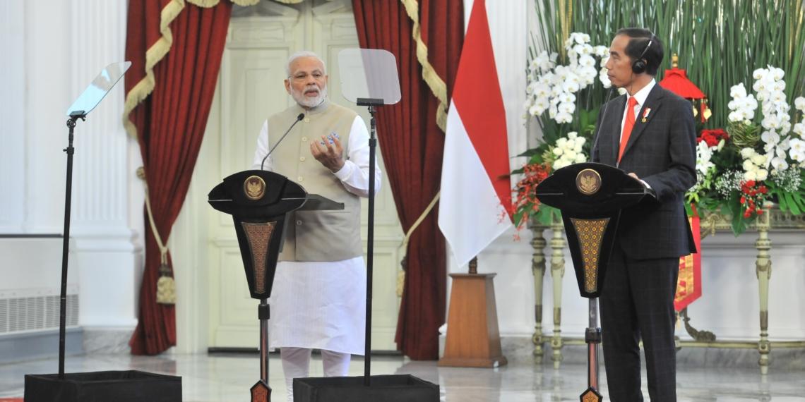 Sebut India Mitra Strategis, Presiden Jokowi Keluhkan Tarif Kelapa Sawit Indonesia ke PM Modi