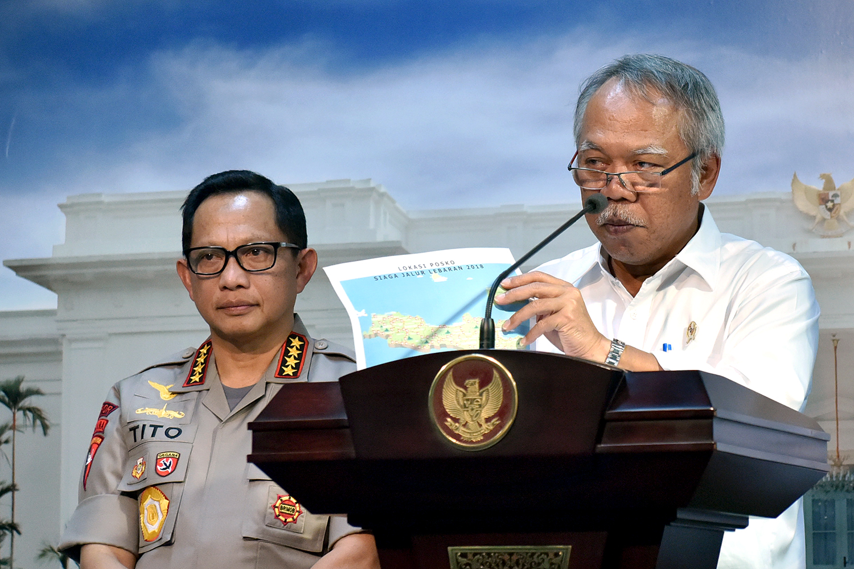 Termasuk Tol dan Non Tol, Menteri PUPR: 90 Persen Jalur Mudik di Jawa Dalam Kondisi Mantap