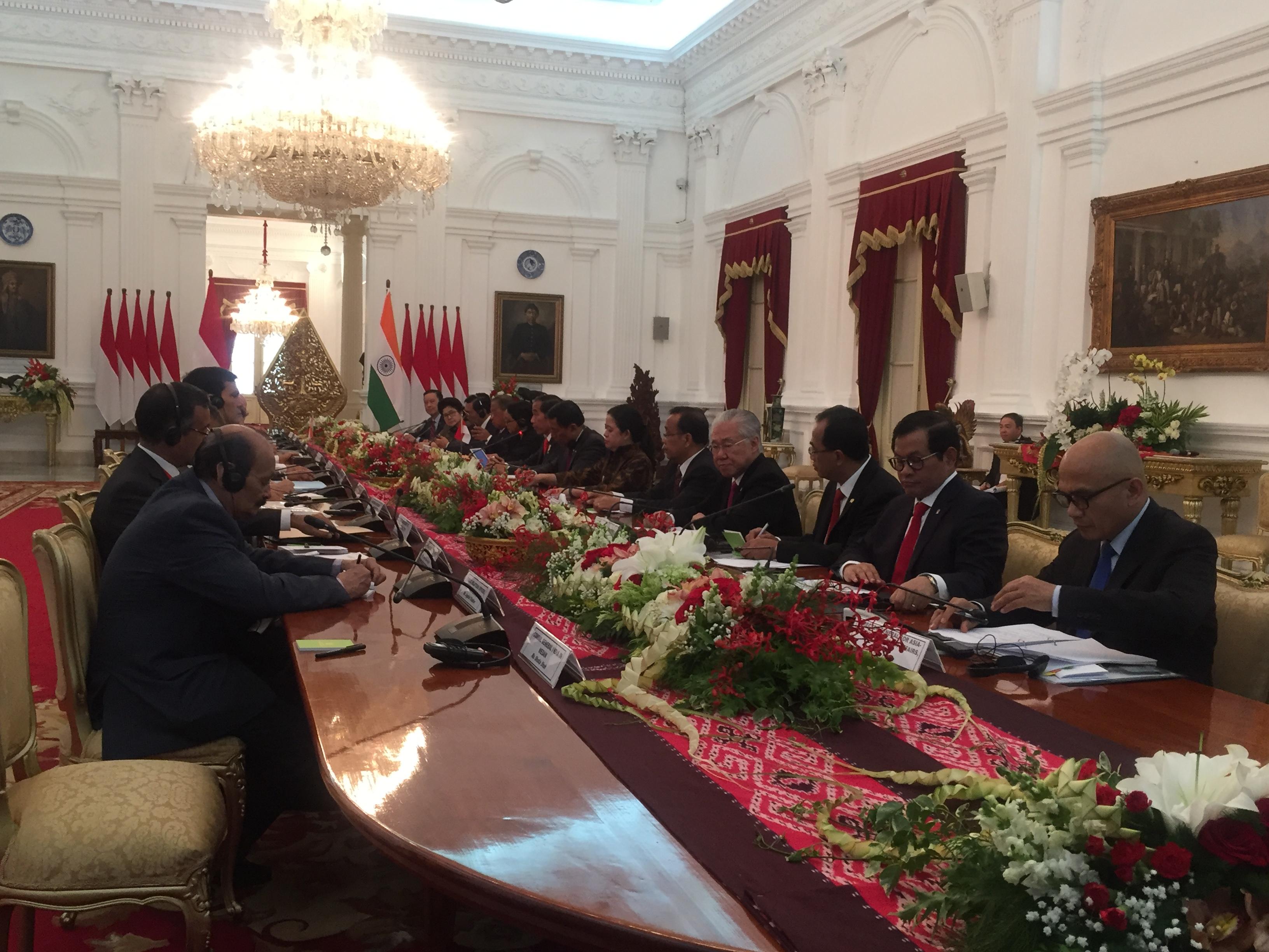 Inilah 15 MoU Yang Dihasilkan Dari Pertemuan Bilateral Indonesia-India