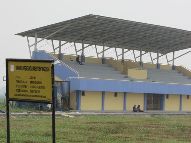 MUI Kronjo Sesalkan Kondom Bekas di Stadion Mini
