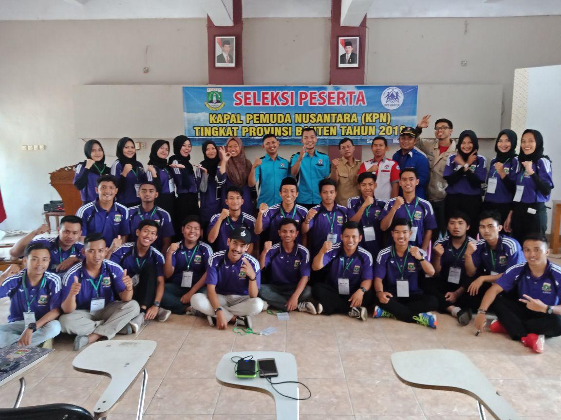 Pemuda Kabupaten Tangerang Lolos Seleksi KPN