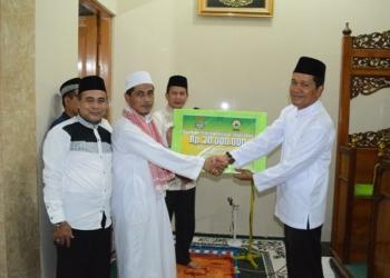 Tarling Pemkab, Masjid Dapat Rp 20 Juta