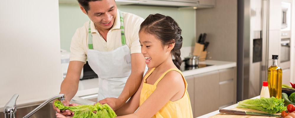 Cara Tepat Mencuci dan Menyimpan Selada Agar Tahan Lama