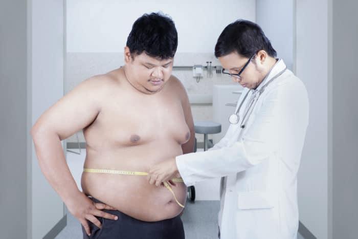 obesitas hipotalamik