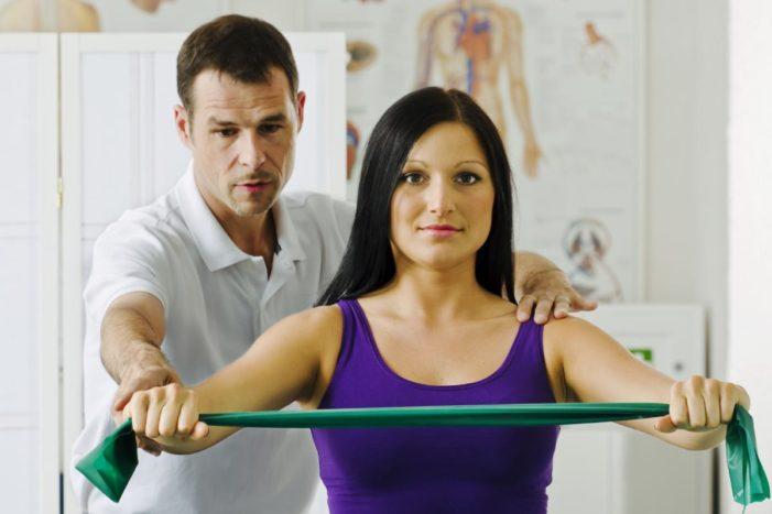 terapi fisik dada