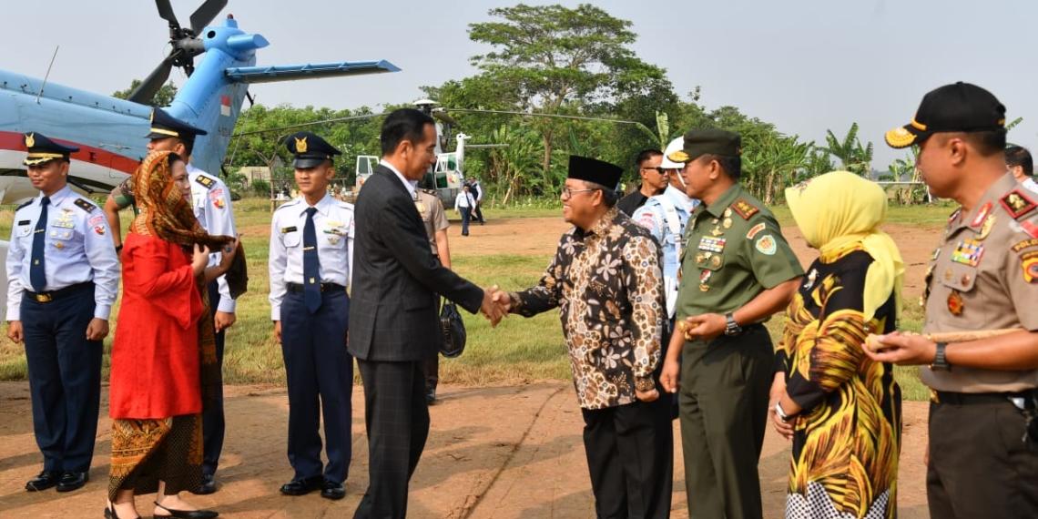 Presiden Jokowi Lakukan Kunjungian Kerja Karawang, Subang, dan Indramayu