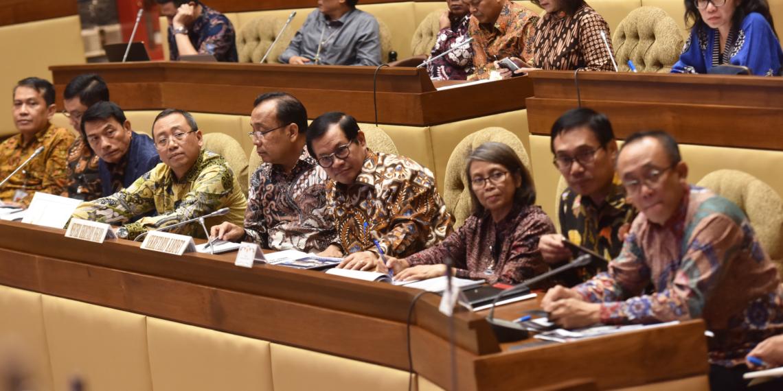 BPIP Jadi Badan Otonom, Pramono Ajukan Tambahan Anggaran Setkab 2019 Sebesar Rp966 Miliar