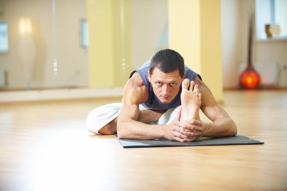 yoga untuk disfungsi ereksi