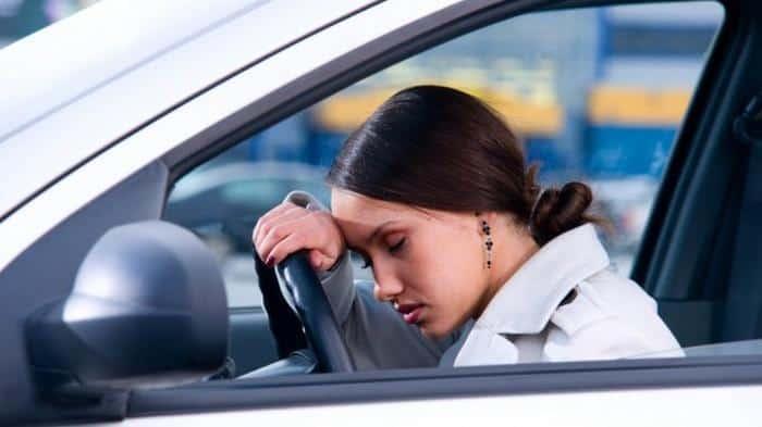 bahaya nyetir saat mengantuk; risiko ngantuk sambil nyetir