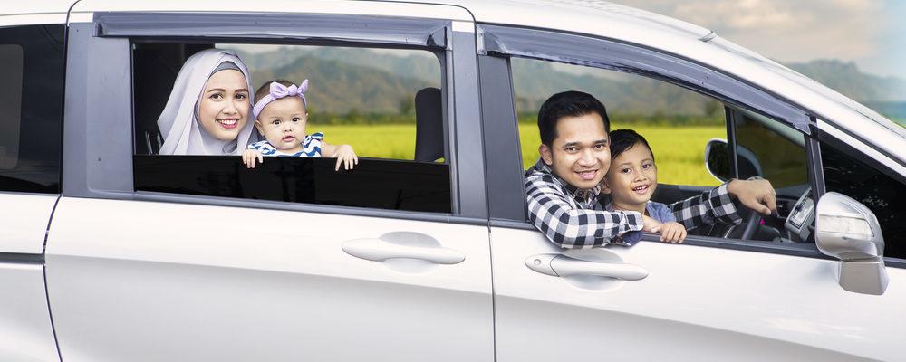 Tips Mudik Aman dan Nyaman Bersama Anak