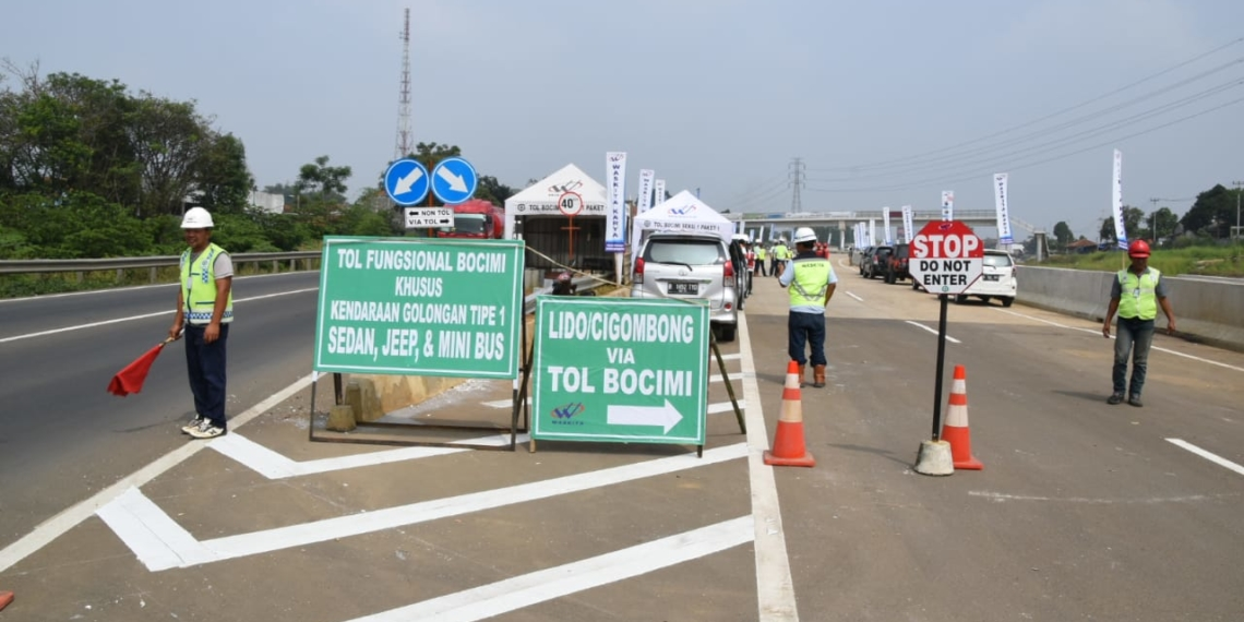 Mudik Idulfitri 2018, Menteri PUPR: Tol Bocimi Sepanjang 15,3 KM Dapat Dilalui Tanpa Tarif