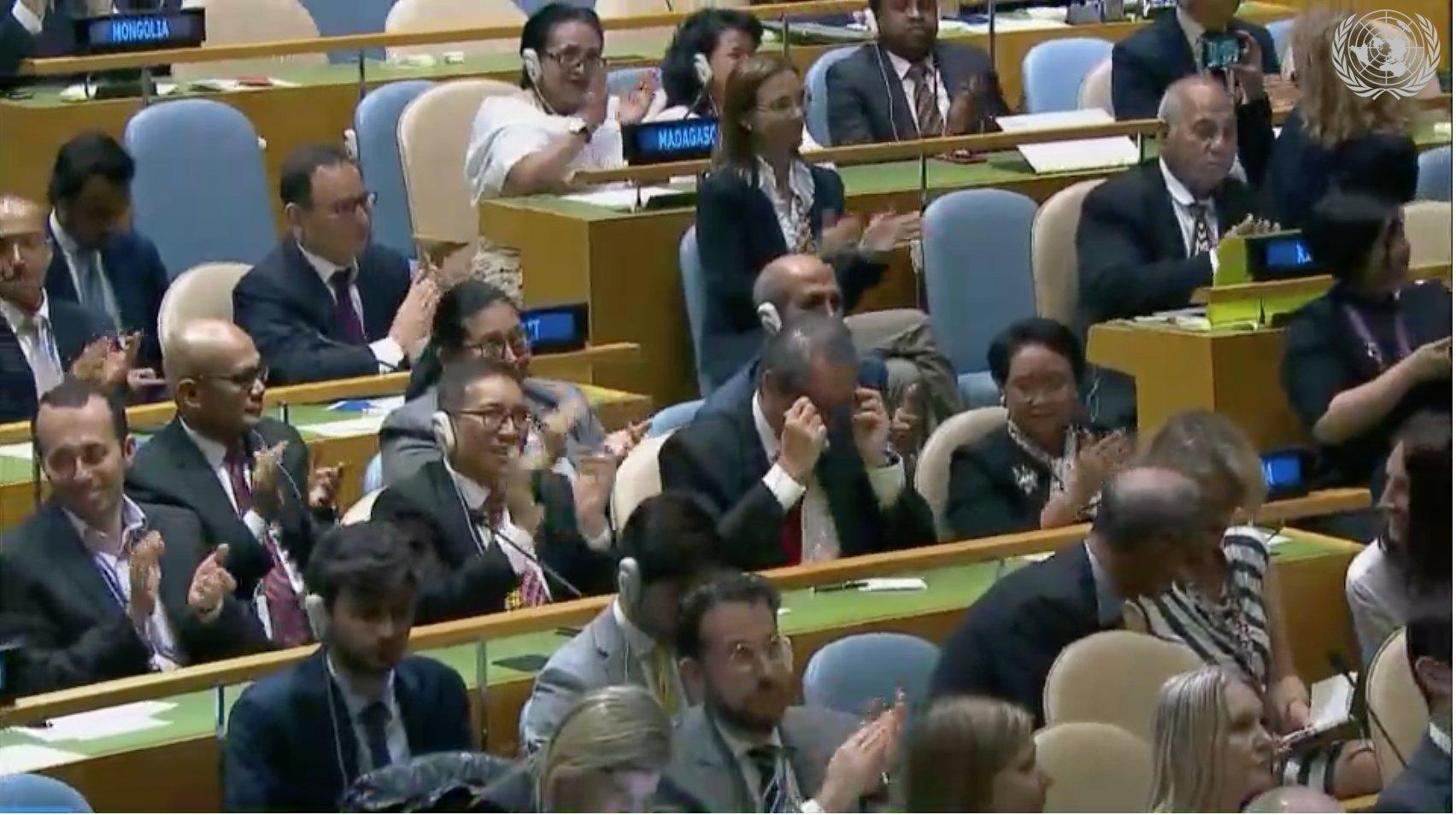 Terpilih Jadi Anggota DK PBB, Menlu: Masyarakat Internasional Hargai Rekam Jejak Indonesia