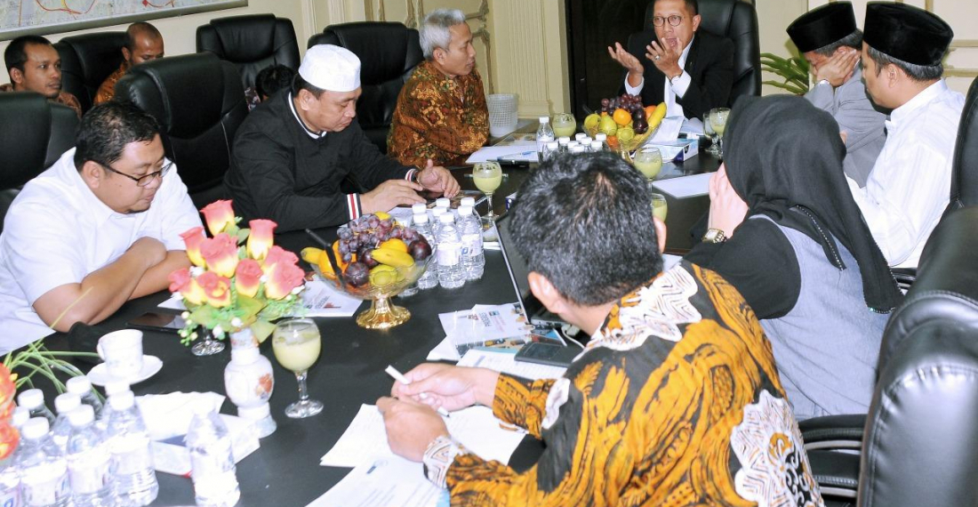 Tidak Perlu Antre, Layanan Imigrasi Saudi Dilakukan di Setiap Asrama Haji Embarkasi Indonesia