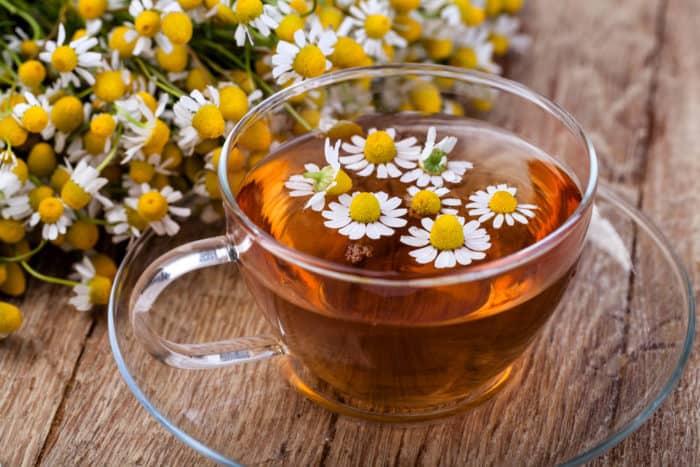 manfaat teh chamomile