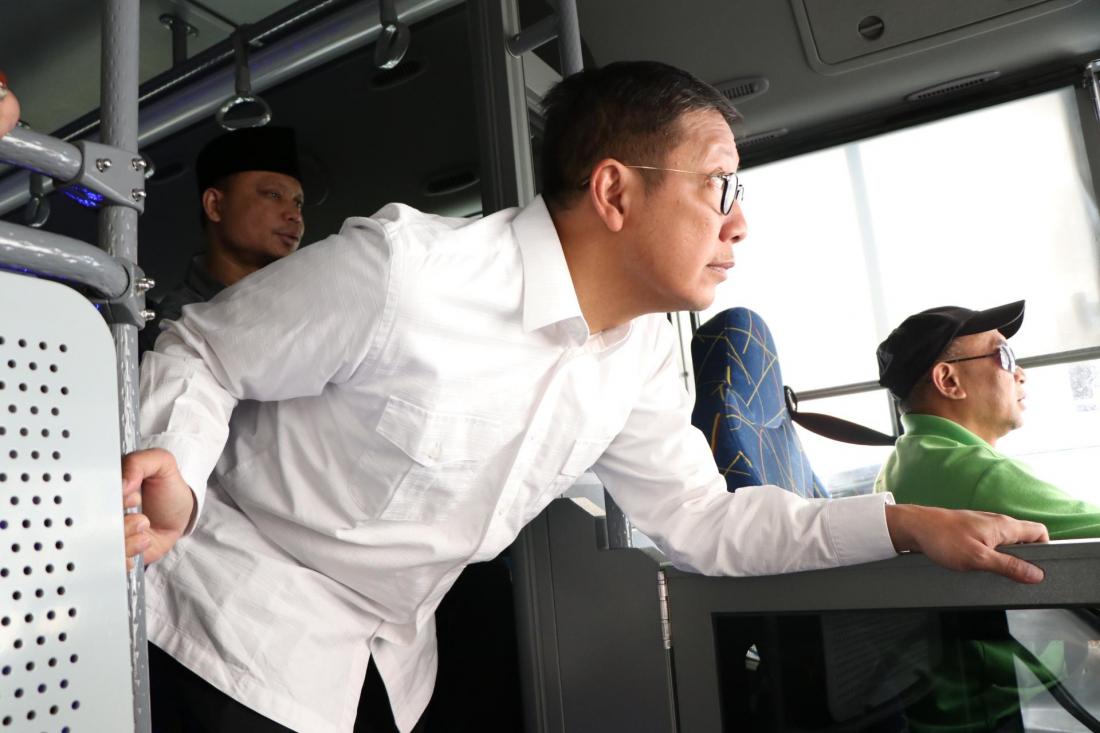 'Checking' Akhir Berjalan Lancar, Menag: Layanan Haji 1439H Telah Siap