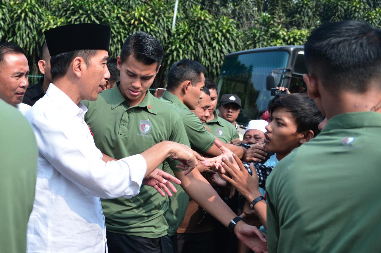 Kepergian Yahya Urusan Pribadi, Presiden Jokowi: Kebijakan Indonesia Terhadap Palestina Tidak Berubah
