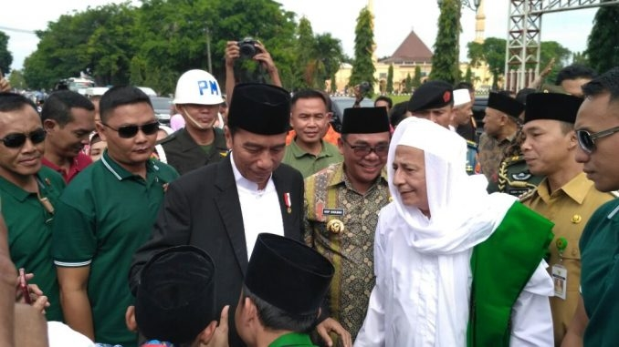 Presiden Jokowi: Mari Saling Memaafkan Dalam Semangat Idulfitri