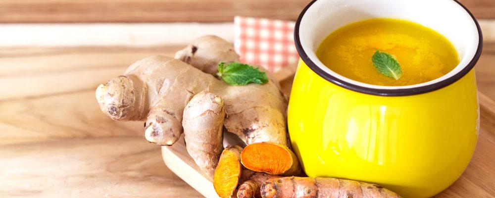 Benarkah Minum Jamu Campuran Air Jahe dan Kunyit Ampuh Mengobati Flu?