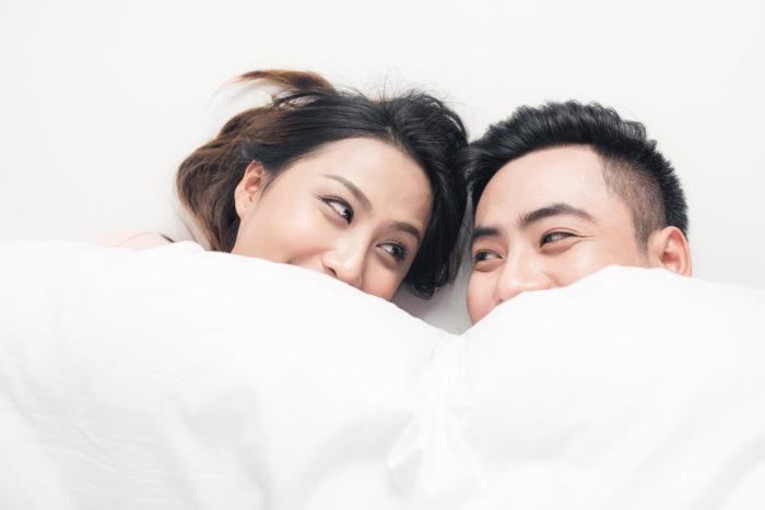 berhubungan seks