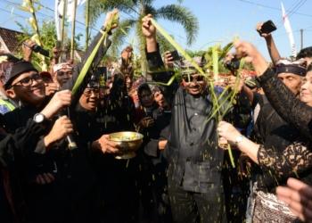 Miliki Daya Tarik Budaya, Menpar Hadiri Festival Barong Ider Bumi di Banyuwangi