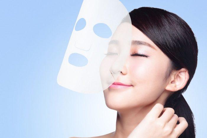 sheet mask masker wajah