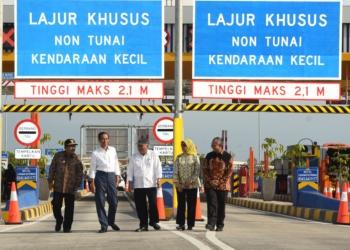 Tol Merak – Banyuwangi Tersambung di 2019, Presiden Jokowi: Akan Ada 'Jalan Daendels' Baru
