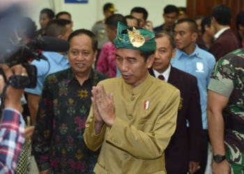Presiden Jokowi: Pembangunan Infrastruktur Fisik Bagian Penting Pembangunan Infrastruktur Budaya