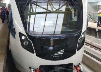 Dukung Asian Games, Pemerintah Optimis LRT Sumatra Selatan Siap Beroperasi Juli 2018