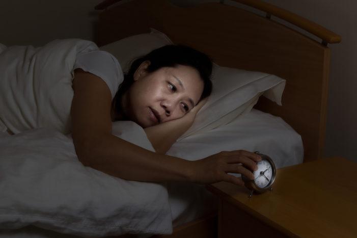 jenis insomnia