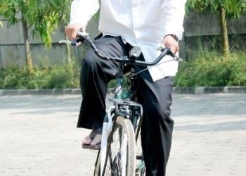 Arief-Sachrudin Ingatkan Warga Datang ke TPS