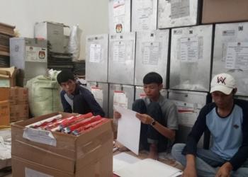 Logistik Segera Didistribusikan