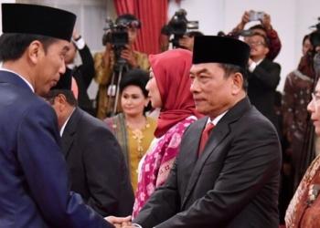 Jokowi-Moeldoko, Apakah Pas?