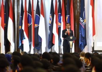 Indonesia Hadapi Tantangan Besar, Presiden Jokowi: Semua Harus Produktif, Jangan Pesimis