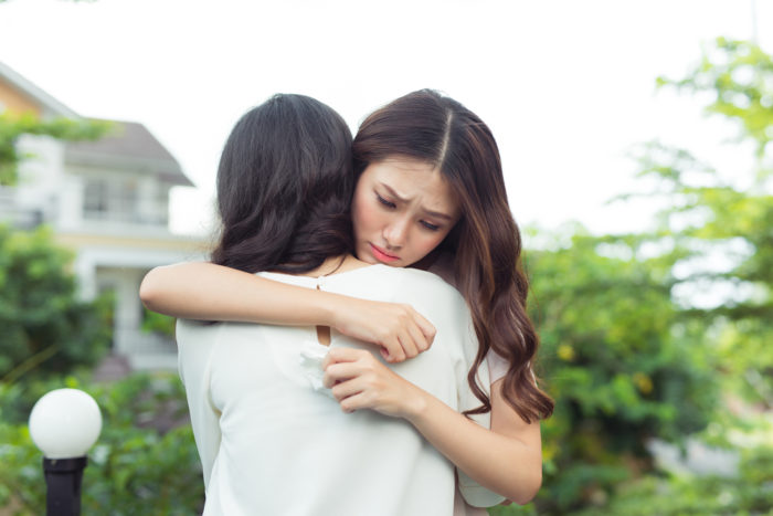 mendukung teman setelah keguguran